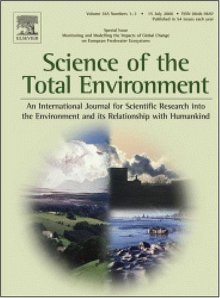 Science of the Total Environment Juan Santos Echeandía